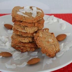 Kokos cookies