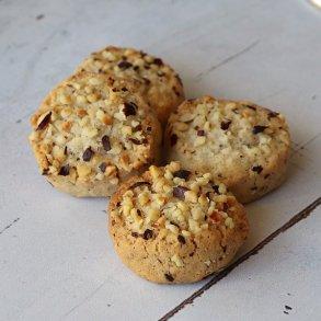 Hasselnødde småkager