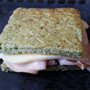 Broccoli sandwichbrød